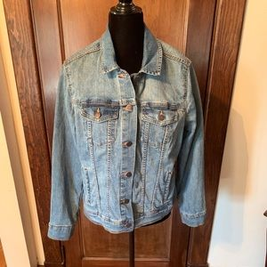 Jean jacket by old navy